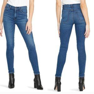 Hudson Barbara Super Skinny High Rise Jeans sz 27